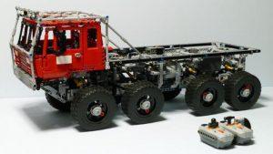 Tatra 813 Trial Truck